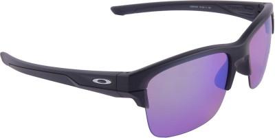 Oakley Thinlink MatteBlackInk w/Prizm Golf Wayfarer Sunglasses