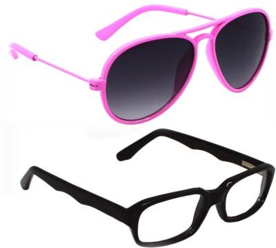 Goggy Poggy 6301 Rectangular Sunglasses