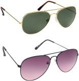 VIJEX 6570 | 6534 Aviator Sunglasses (Gr...