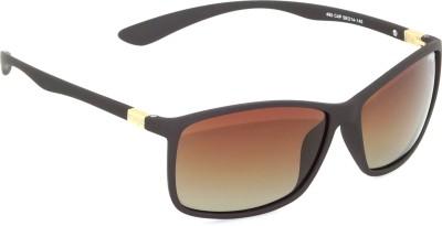 IMAGE Rectangular Sunglasses