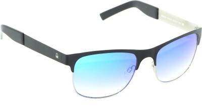United Colors of Benetton Rectangular Sunglasses