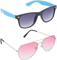 Hrinkar HCMB448_1 Wayfarer Sunglasses(For Boys)