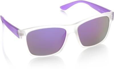 IDEE S1859-C7 Wayfarer Sunglasses(Violet)