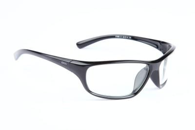 IDEE IDEE-1899-C4 Wrap-around Sunglasses(Clear)