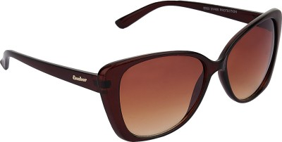 Escobar Social Butterfly Over-sized Sunglasses