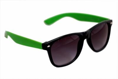 Attack Wayfarer Sunglasses