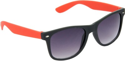 Red Leaf RD-BX18_1 Wayfarer Sunglasses(Grey)