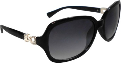 SABREEN Over-sized Sunglasses