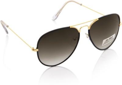 Joe Black JB-601-C2 Aviator Sunglasses(Grey)