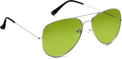 Caricature Aviator Sunglasses