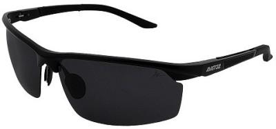 AVATOZ Wrap-around, Aviator, Oval Sunglasses