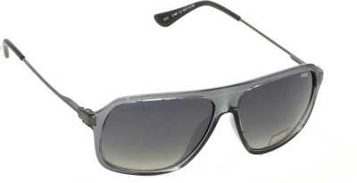 IDEE IDEE-S1981-C5 Rectangular Sunglasses(Black)