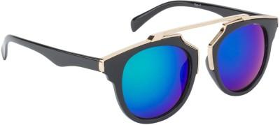 O Positive Retro Wayfarer Sunglasses