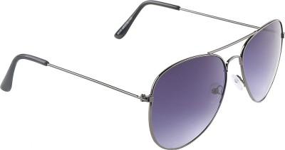 Incraze Solid Grace Aviator Sunglasses