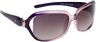 Bling Rectangular Sunglasses
