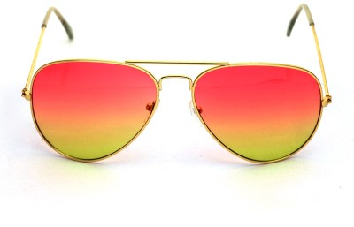 Just Pretty Things Aviator Sunglasses