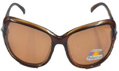 Pinnacle Glairs Spectacle , Round Sunglasses