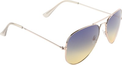 Incraze Basic Charm Aviator Sunglasses