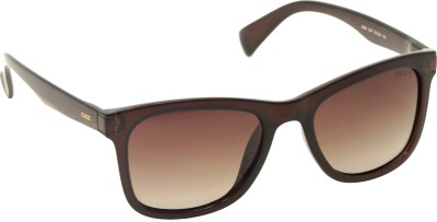 IDEE IDEE-S2089-C2P Wayfarer Sunglasses(Brown)
