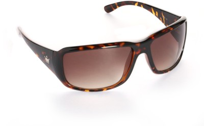 Louis Philippe Gentlemen Collection Rectangular Sunglasses