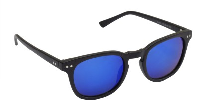 Djorn Exclusive Designer Rectangular Sunglasses