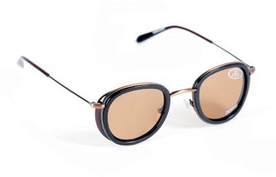 Basics Oval Sunglasses
