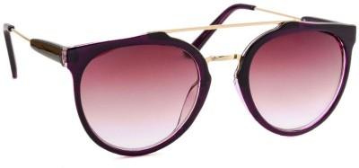 Stacle Retro Inspired Round Sunglasses