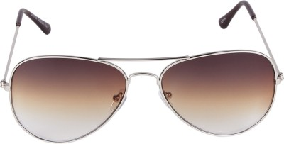 HDClair Solid Delight Aviator Sunglasses