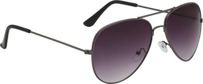 Olvin OL324-01 Aviator Sunglasses(Grey)