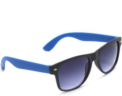 Red Knot FT-8823-C6 Wayfarer Sunglasses(Grey)