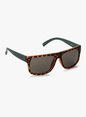 Joe black Rectangular Sunglasses