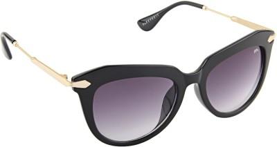 Farenheit 1811 Cat-eye Sunglasses(Grey)