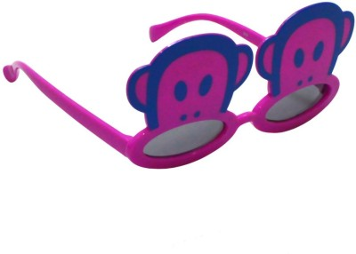Goggy Poggy 303 Oval Sunglasses