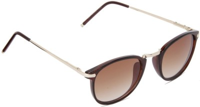 Estycal Oval Sunglasses