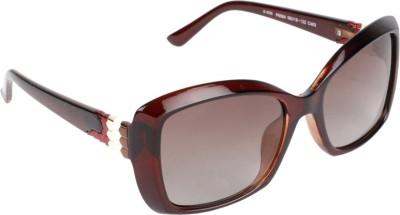 Xross X-009-C46-56 Polarized Over-sized Sunglasses