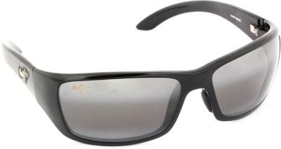 Maui Jim Canoes Rectangular Sunglasses
