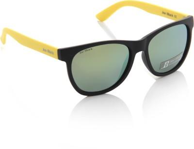 Joe Black JB-553-C1 Wayfarer Sunglasses(Green)