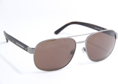 Burberry 0BE3083 Rectangular Sunglasses