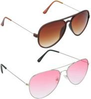 Red Leaf RCMB316_1 Aviator Sunglasses(For Boys)