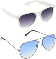 Hrinkar HCMB519_1 Wayfarer Sunglasses(For Boys)