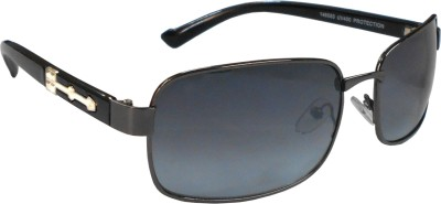 ANUSHEE Rectangular Sunglasses