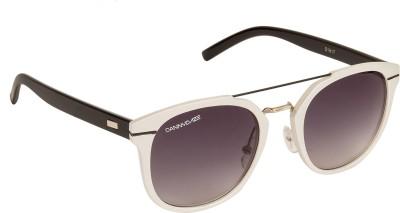 Danny Daze D-2861-C2 Wayfarer Sunglasses(Violet)