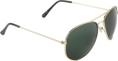 Incraze Plain Delight Aviator Sunglasses