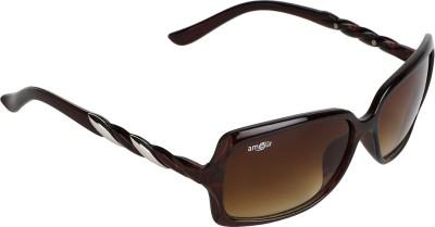 Amour Stylish Charm Oval Sunglasses