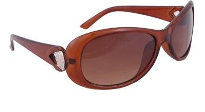 Sushito Gorges Oval Sunglasses