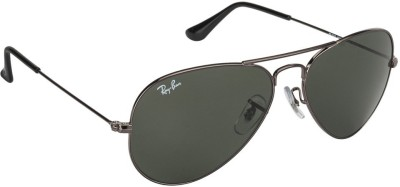 Ray-Ban 0RB3025I 0045 Aviator Sunglasses(Brown)