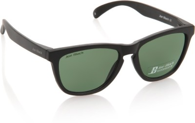 Joe Black JB-555-C9 Oval Sunglasses(Green)