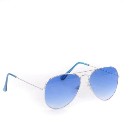 Simran Bluemoon Aviator Sunglasses