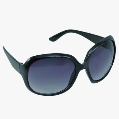 90210 California Purple Amethyst Mystery Woman Cat-eye Sunglasses