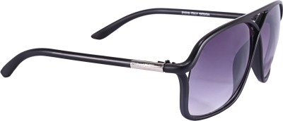 Camerii OW8-Best8 Rectangular Sunglasses(Black)